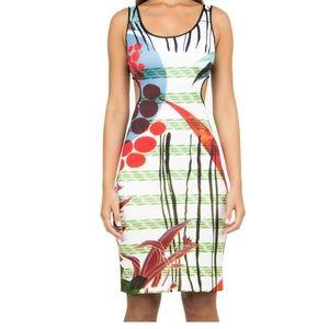 *NWT* Clover Canyon neoprene Bodycon Dress